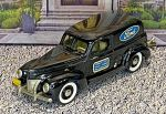 "BRK 009 Brooklin 1/43 Ford Sedan Delivery Van ""Ford"" 1940 Black  (1)"