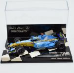 400 060201 Minichamps 1/43 Renault F1 Team R26 F.Alonso G.P. France 2006
