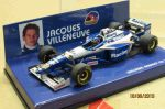 430 960006 Minichamps 1/43 Williams Renault FW18 1996 J.Villeneuve (1) (1)