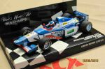 430 970097	 Minichamps Benetton Renault B197 Launch Version J.Alesi 1997